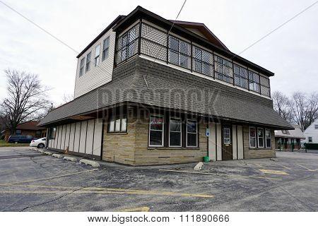 Larsen's Corner Saloon