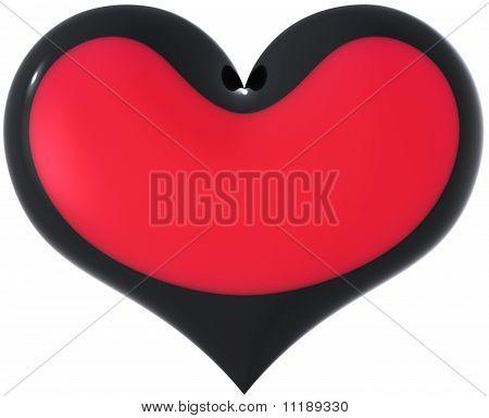 False heart