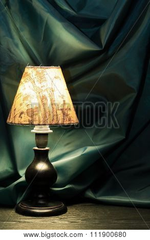 Glowing Table Lamp
