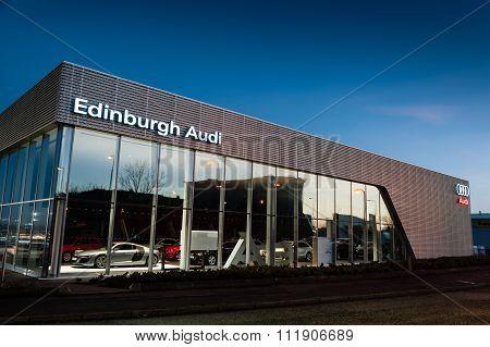 Audi Edinburgh