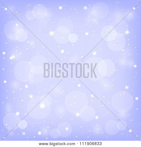 Abstract Background With Snow.