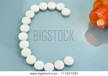 Vitamin C..