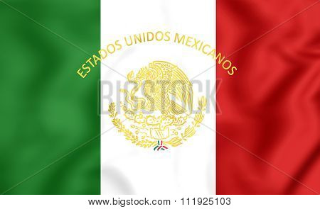 Mexican Presidential Standard