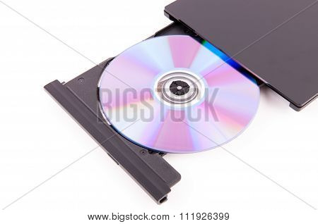 Dvd Player Open