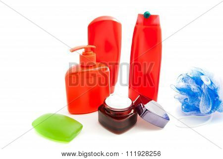 Shampoo And Other Toiletries