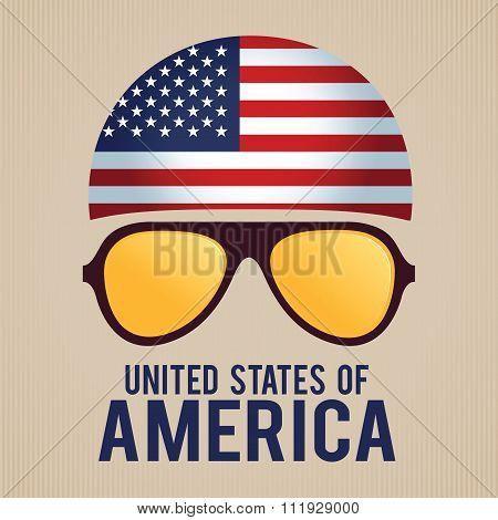 Head Band United States Of America