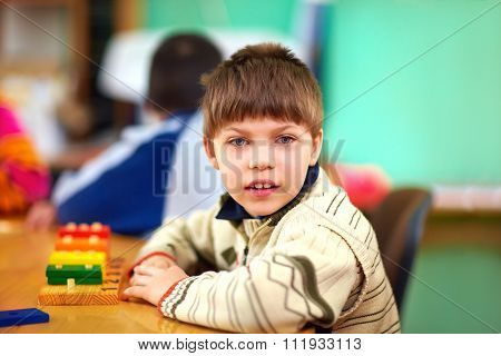 Cognitive Development Of Young Kid With Disabilities