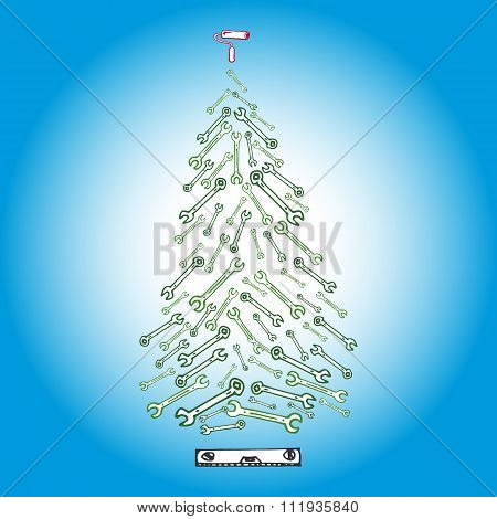 Christmas tree tools