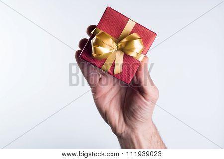 Hands Giving Gift