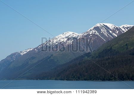Mountains of the Inside Passage