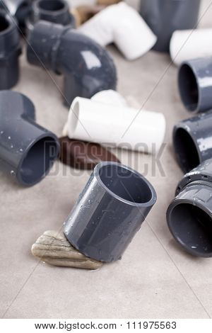 PVC-U fittings