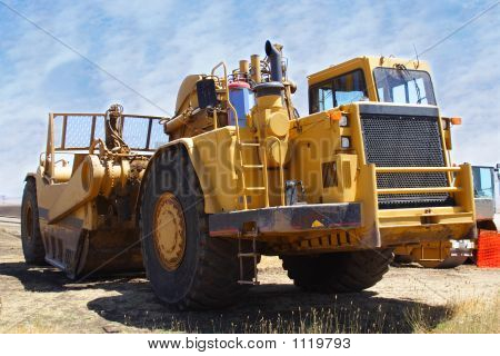 Earth Mover New