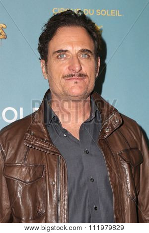LOS ANGELES - DEC 09:  Kim Coates at the Cirque Du Soleil's