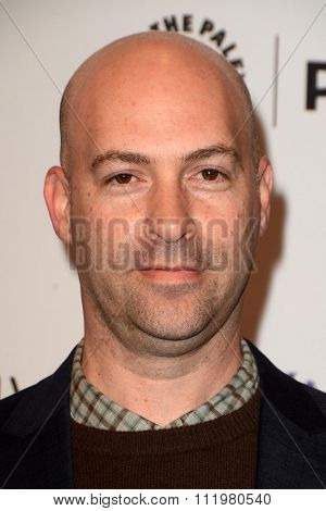 LOS ANGELES - DEC 14:  Justin Adler at the An Evening with