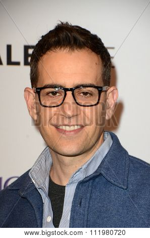LOS ANGELES - DEC 14:  Jason Winer at the An Evening with