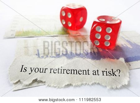 Retirement Risk