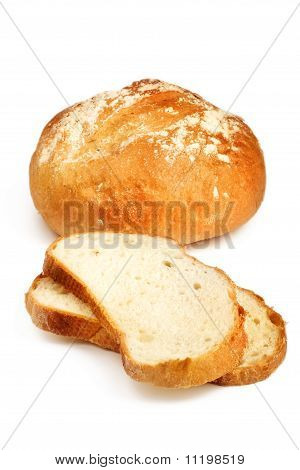 A fresh bread for breakfast