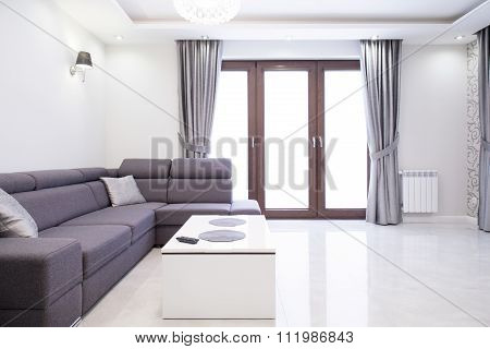Exclusive Sitting Room
