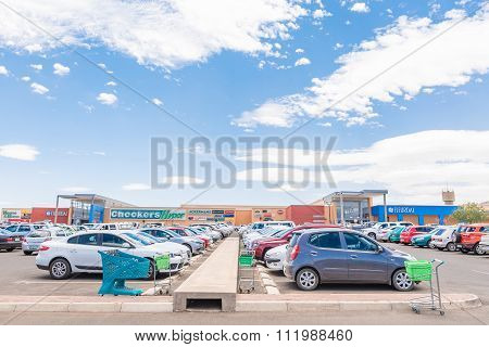 Fleurdal Mall In Bloemfontein