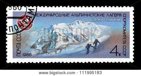 Soviet Union 1986