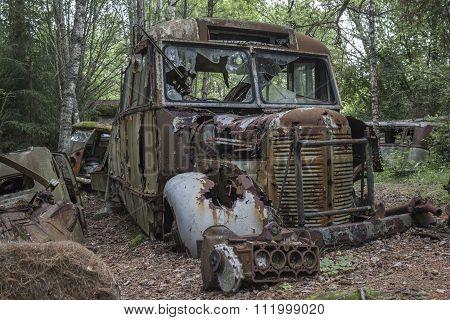 Next Stop - Car Dump