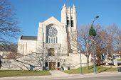 Baker Memorial  Catholic Church