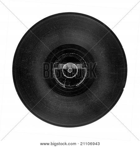 Disco de gramófono de la década de 1930