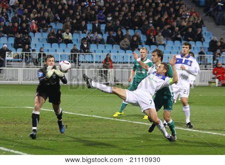 Dynamo Kyiv vs FC Obolon