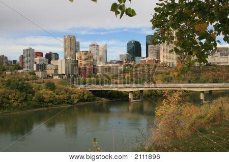 Edmonton In Autumn