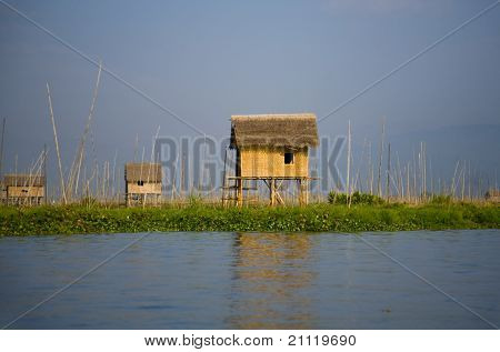 Village House On Inle Lake