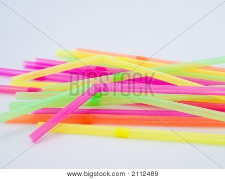 Cocktail Straw