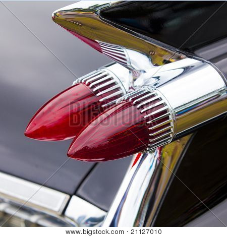 Classic Car Tail-lights