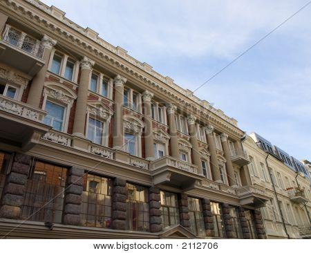 Vilnius Architecture