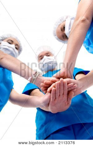 Medical Team Work