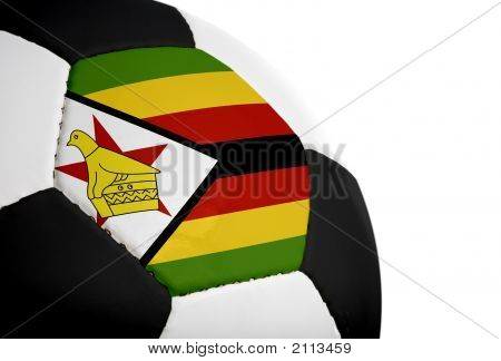 Zimbabwean Flag - Football