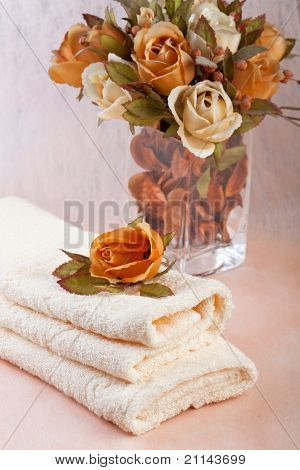 Autumn Spa Concept