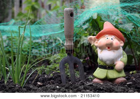 Gnome And Fork