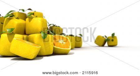 kubische Zitronen