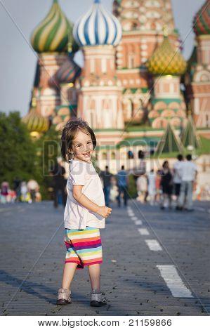 Little tourist