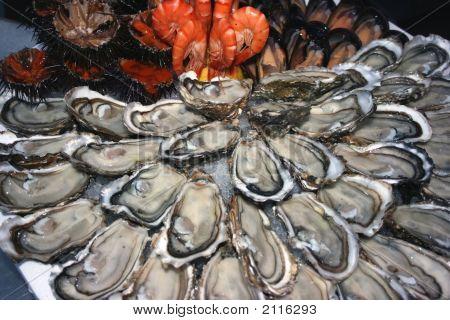 Seafood Decoration