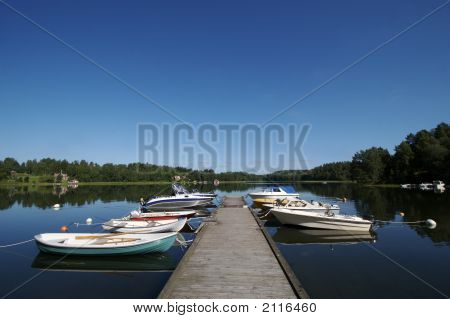 Sweden Boat Dock 4