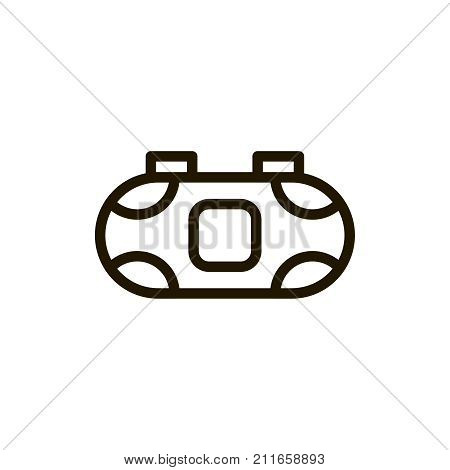 Game Console Flat Icon Single Vector Photo Bigstock