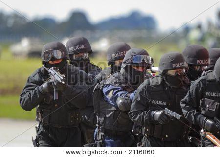 SWAT Commando