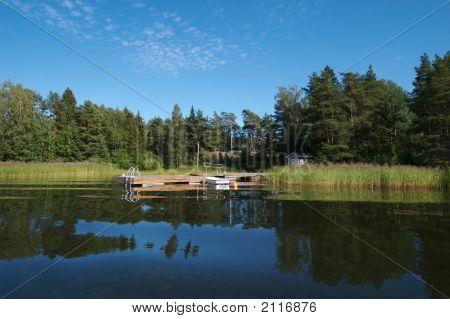 Sweden Boat Dock 4