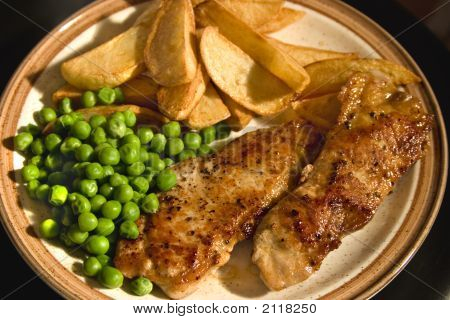 Chops And Chips