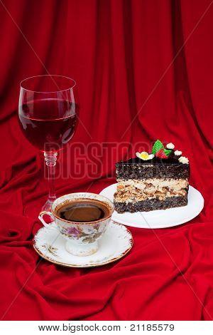 Romantic Dessert