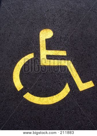 Wheelchair Parking
