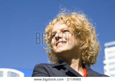 Portrait Of Business Women