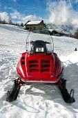 stock photo of ski-doo  - Ski - JPG
