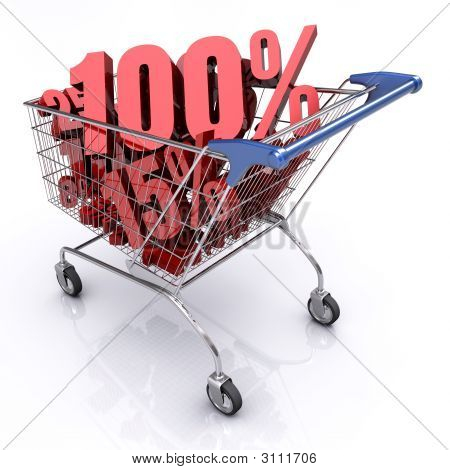 Shopping Cart (100% Off)
